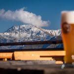 Biergenuss auf der Gipföhit in der Wildschönau